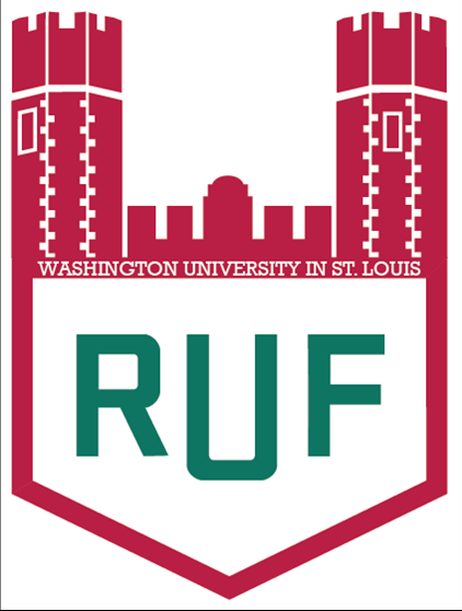 - Welcome to RUF WashU! We are a WashU community serving the campus out of an invitation to God's grace in the person & work of Jesus Christ. Join us at our weekly fellowship during the academic year:RUF Large Group 2019When: Tuesday 8pm - 9:15pm (weekly)Where: Siegle 301Who: anyone! all are welcomeFirst LG August 27!Latest Announcements (last updated 8.21.19)Follow us on:Instagram - rufatwashuFacebook - RUF WashULove God. Love neighbor. Love WashU
