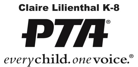 PTA — Claire Lilienthal