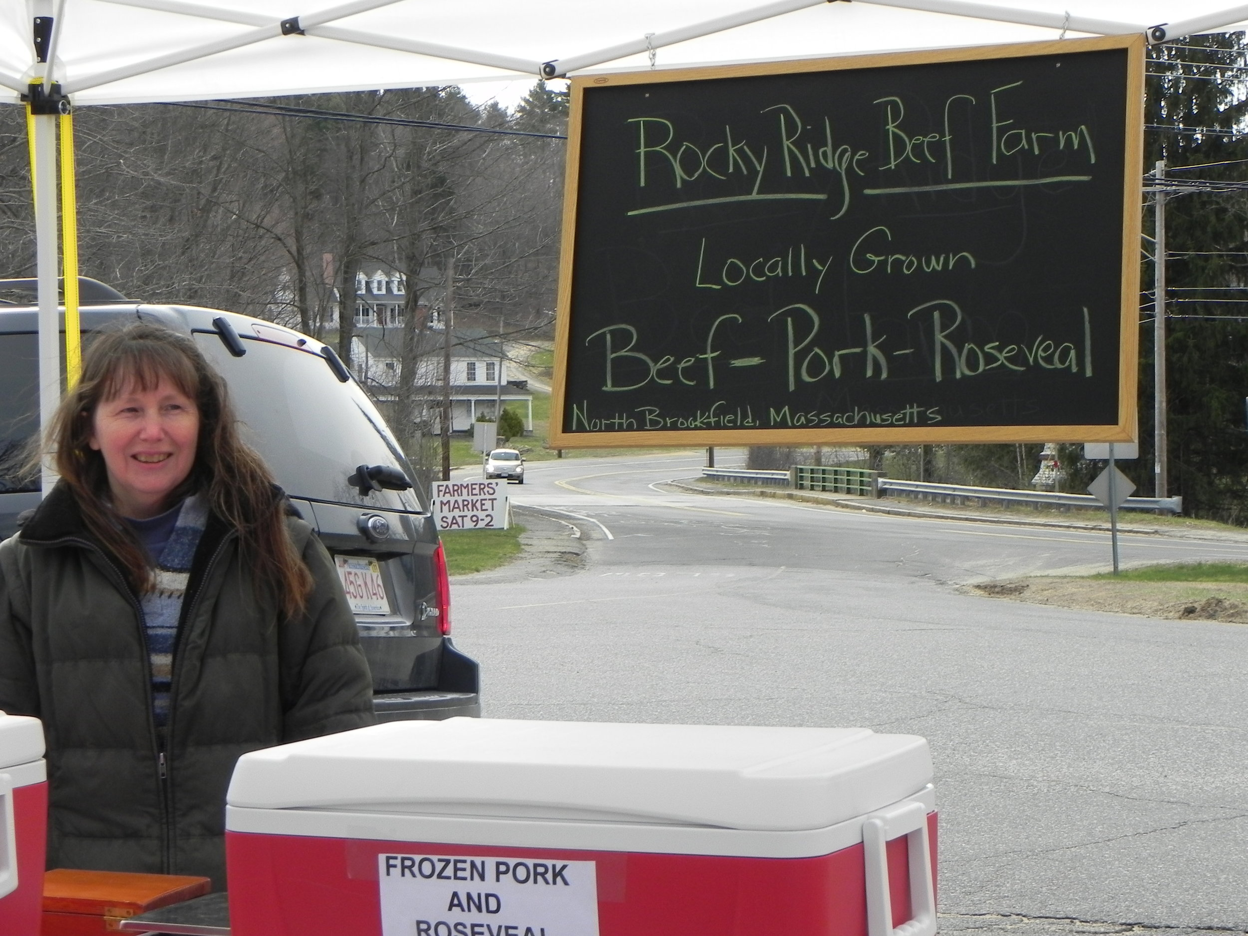 Sue Gustafson, of Notrh Brookfield, Rocky Ridge Beef FAarm.jpg