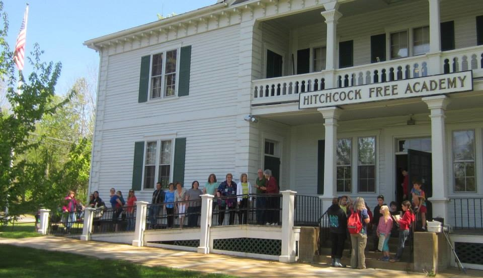 Welcome to our Community Center! Serving our community since 1855.