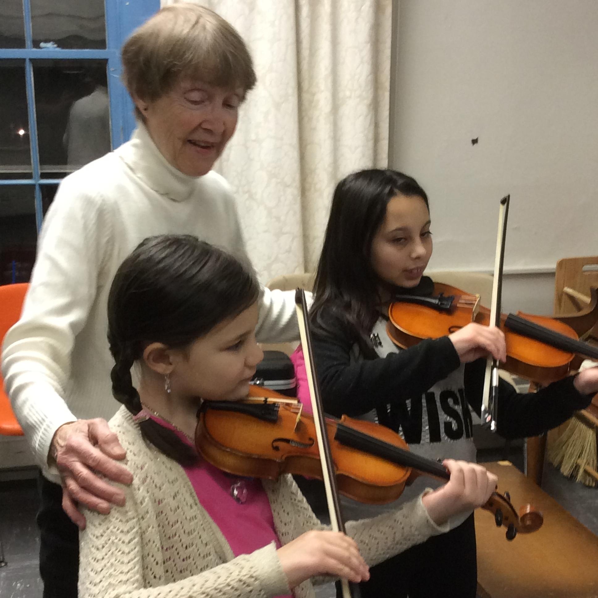 Violin & Viola Lessons