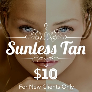 First Time Clients Can Get a Sunless Tan for Only $10!