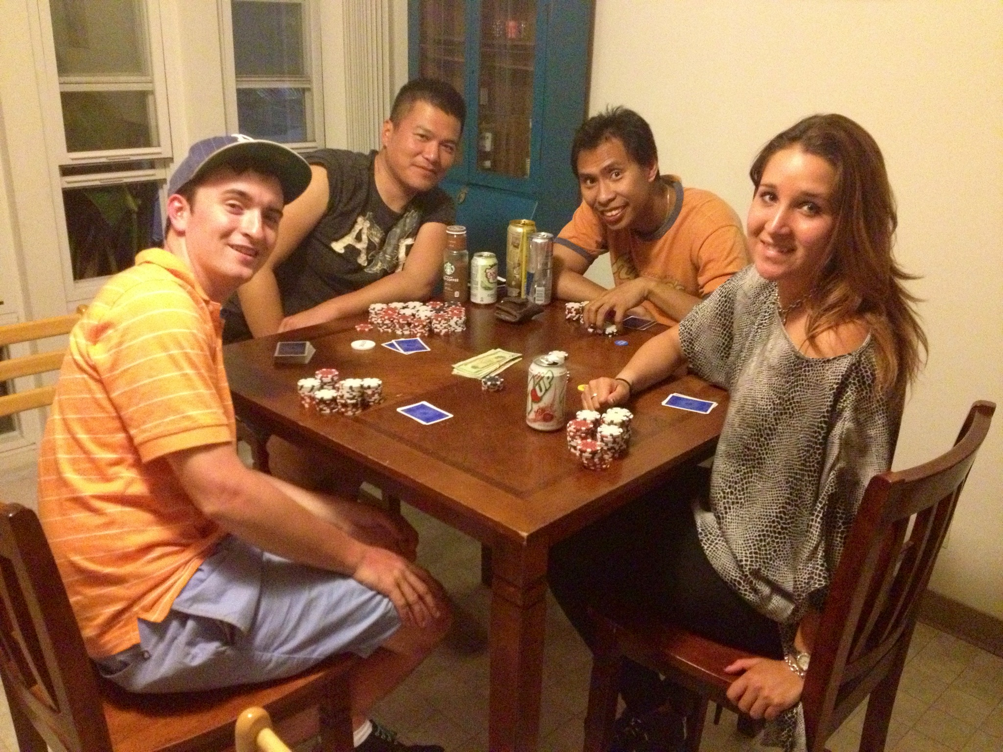 Poker Tournament to raise funds for Operation Smile!