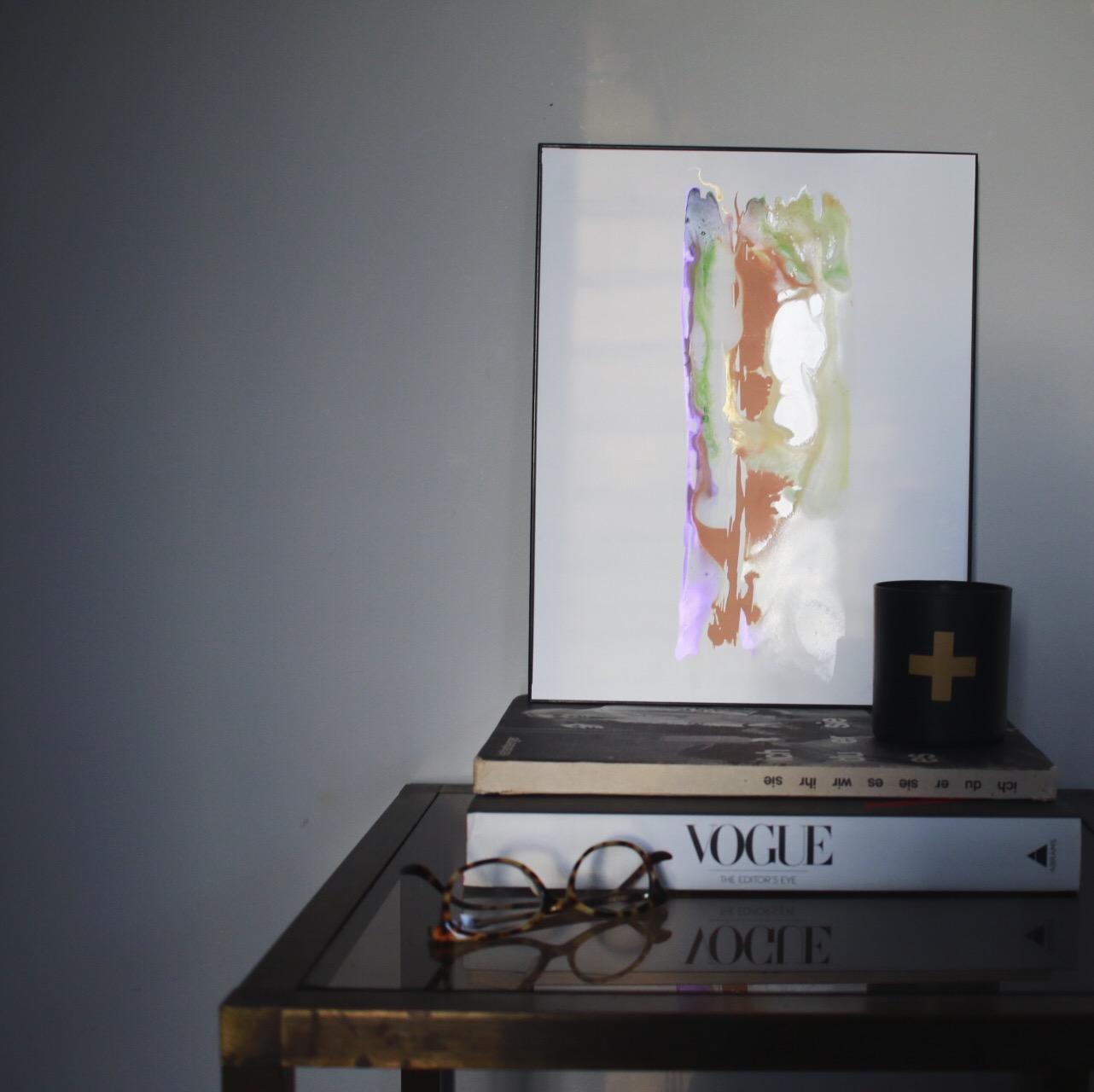 Stream-of-Consciousness, Framed