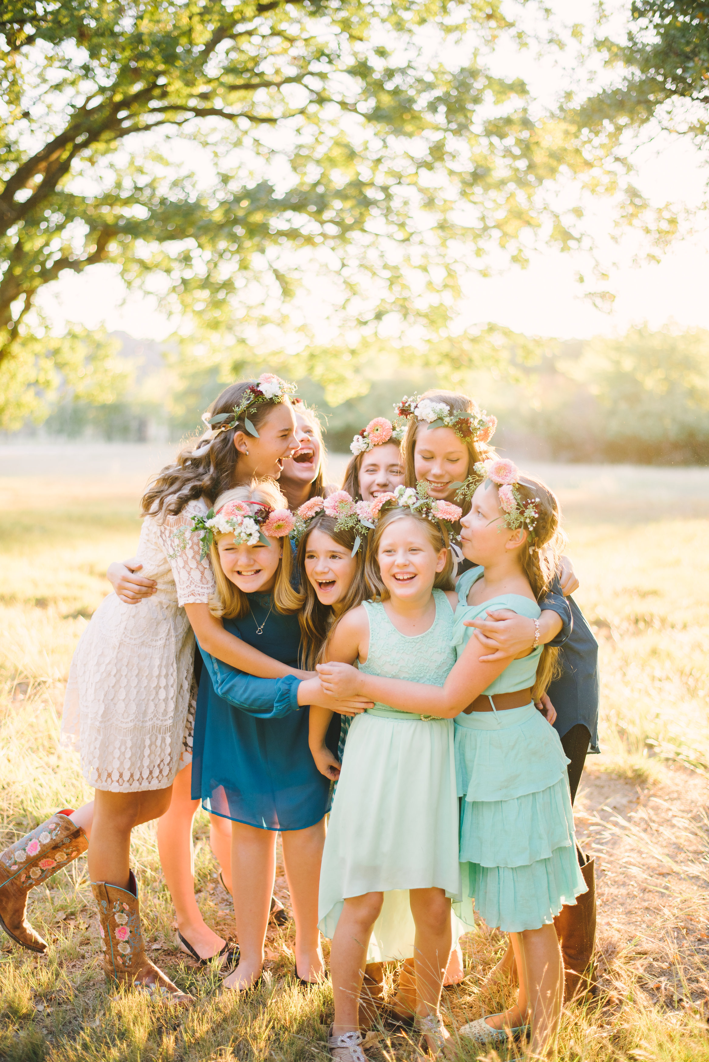 Girls Farmhouse Birthday //  Taylor Alexandra Photography
