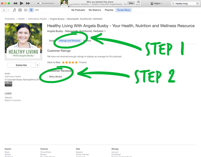 step4_subscribetohealthylivingwithangelabusbypodcast