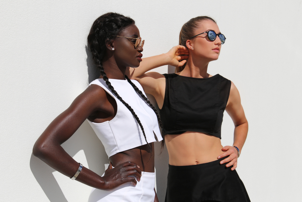 VIHN  creates garments that challenge the aesthetic often associated with sustainable fashion. Clothing that doesn't chase trends, but are statement pieces that are functional, versatile and empowering to wear.