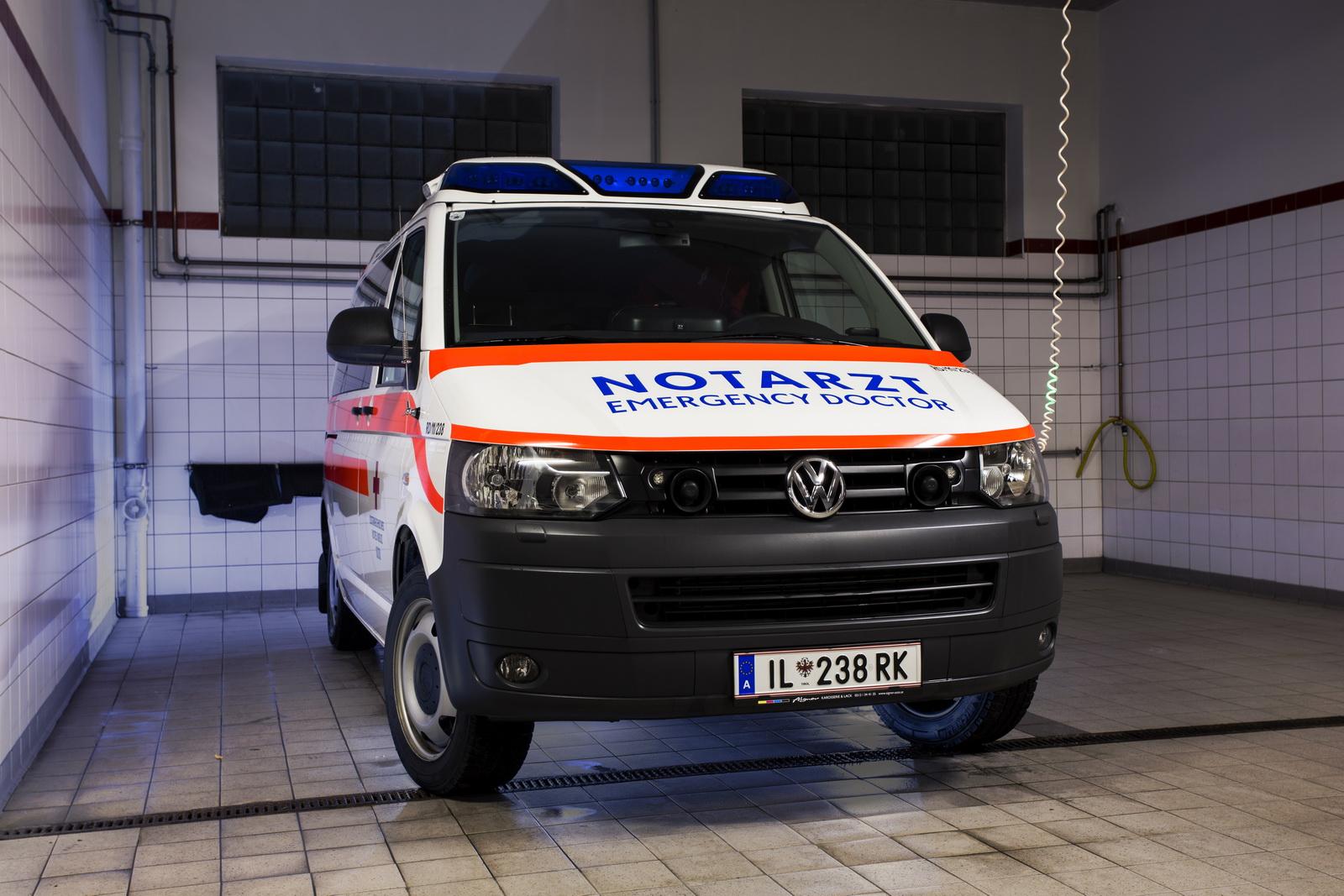 Notartz System Mayrhofen / Emergency Doctor's Vehicle