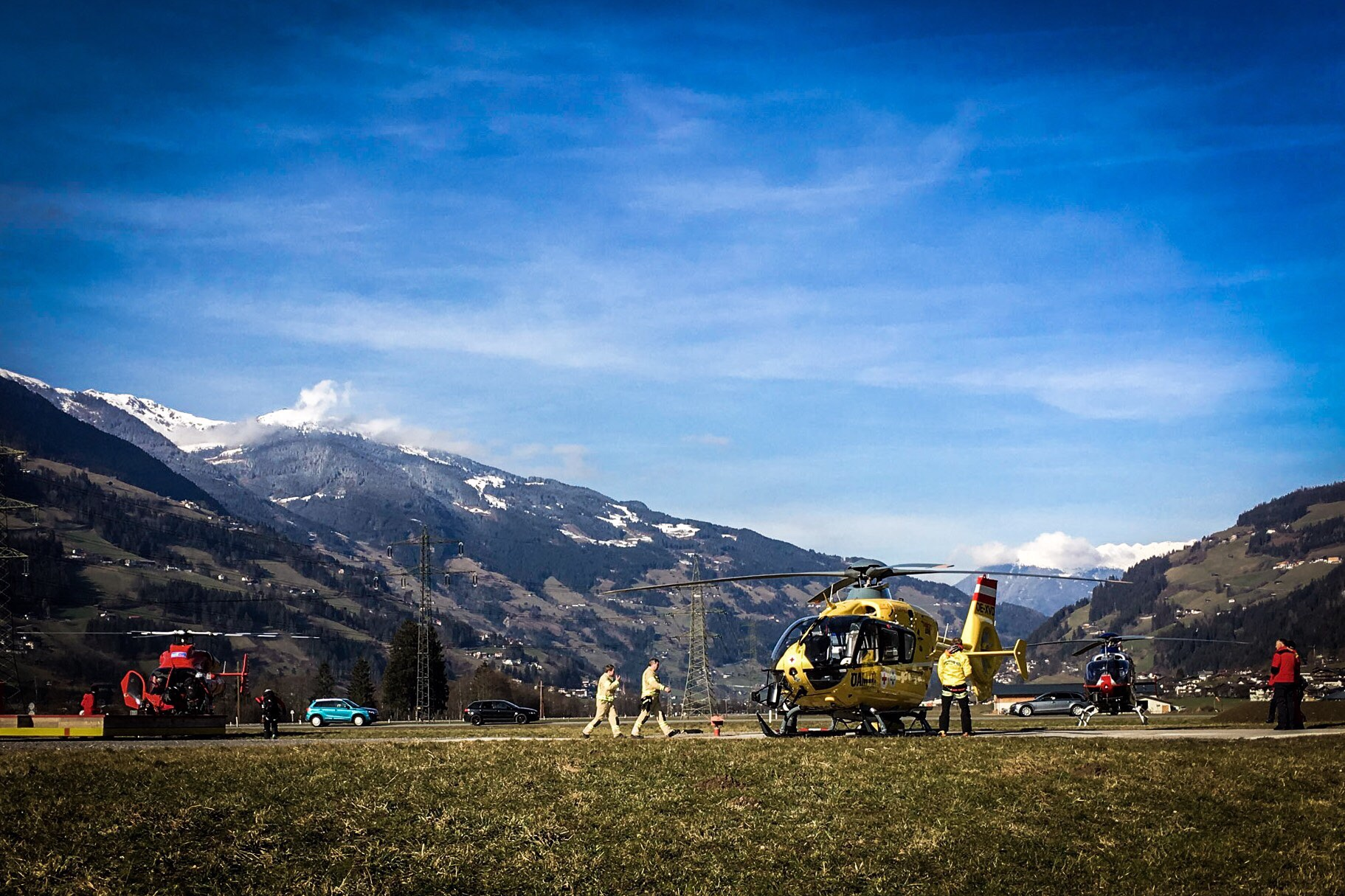 Landingplatz Mayrhofen