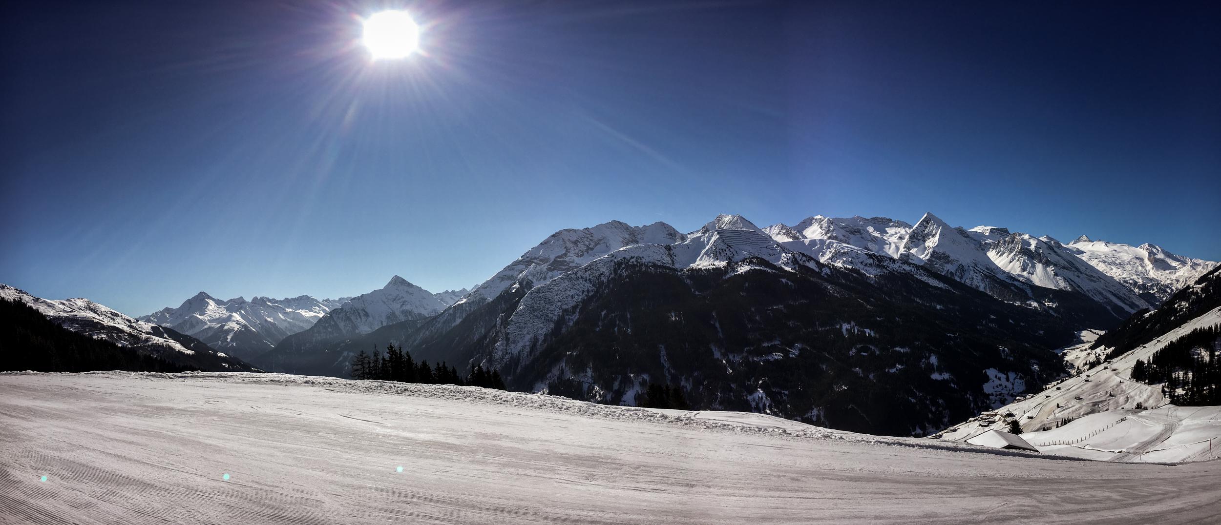 zillertal panorama