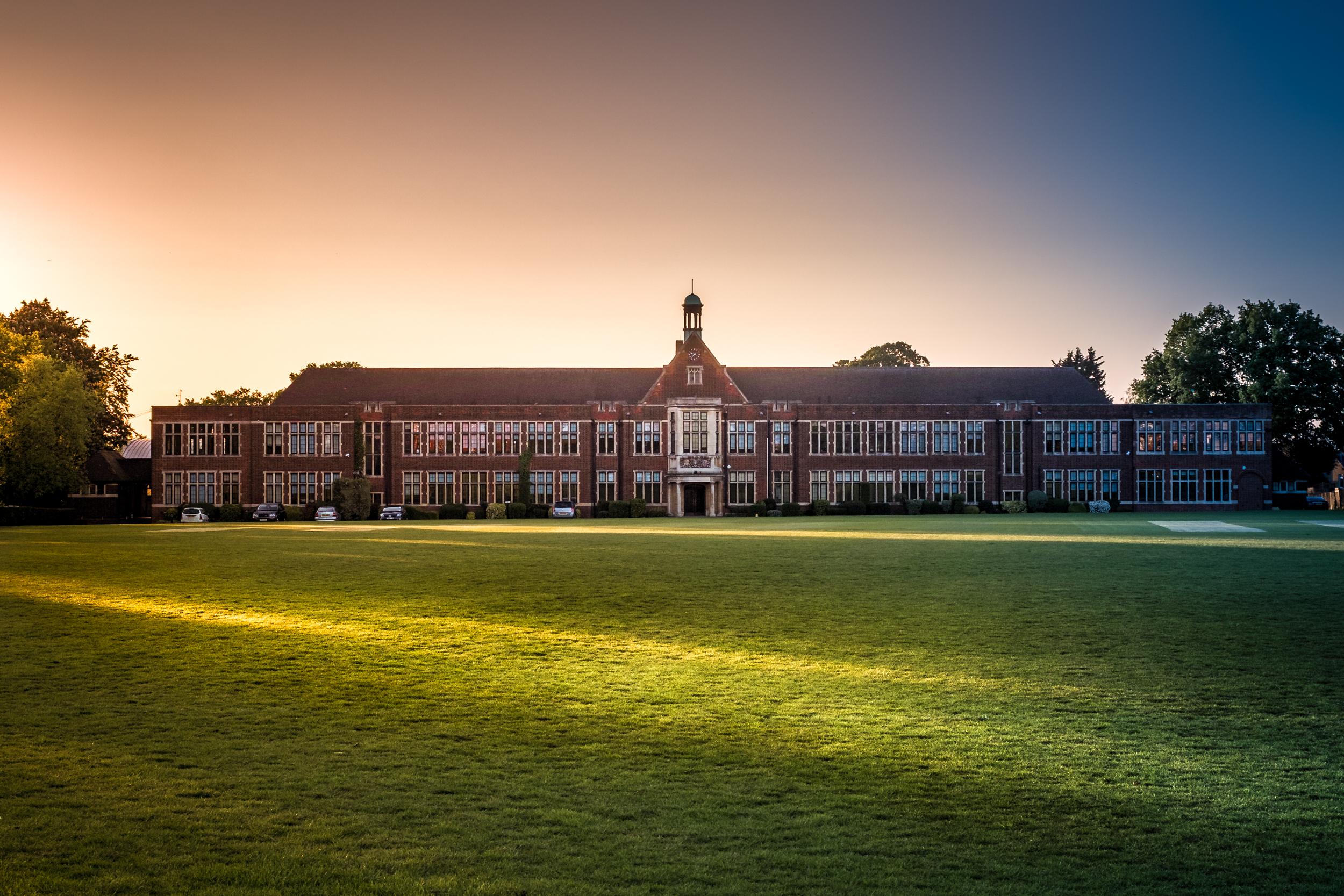 Mein Alte Schule im London