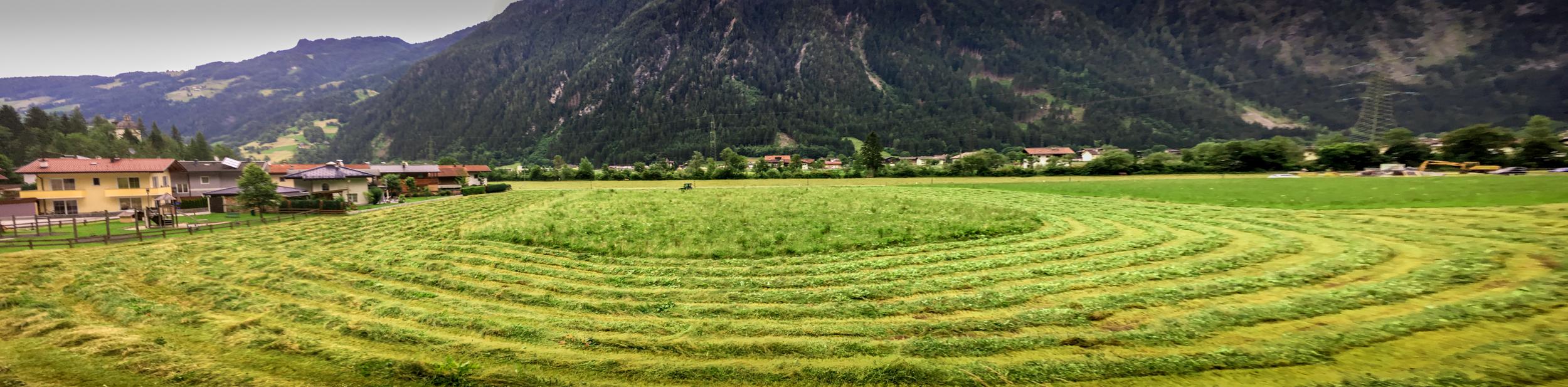 Zillertal Crop Circles