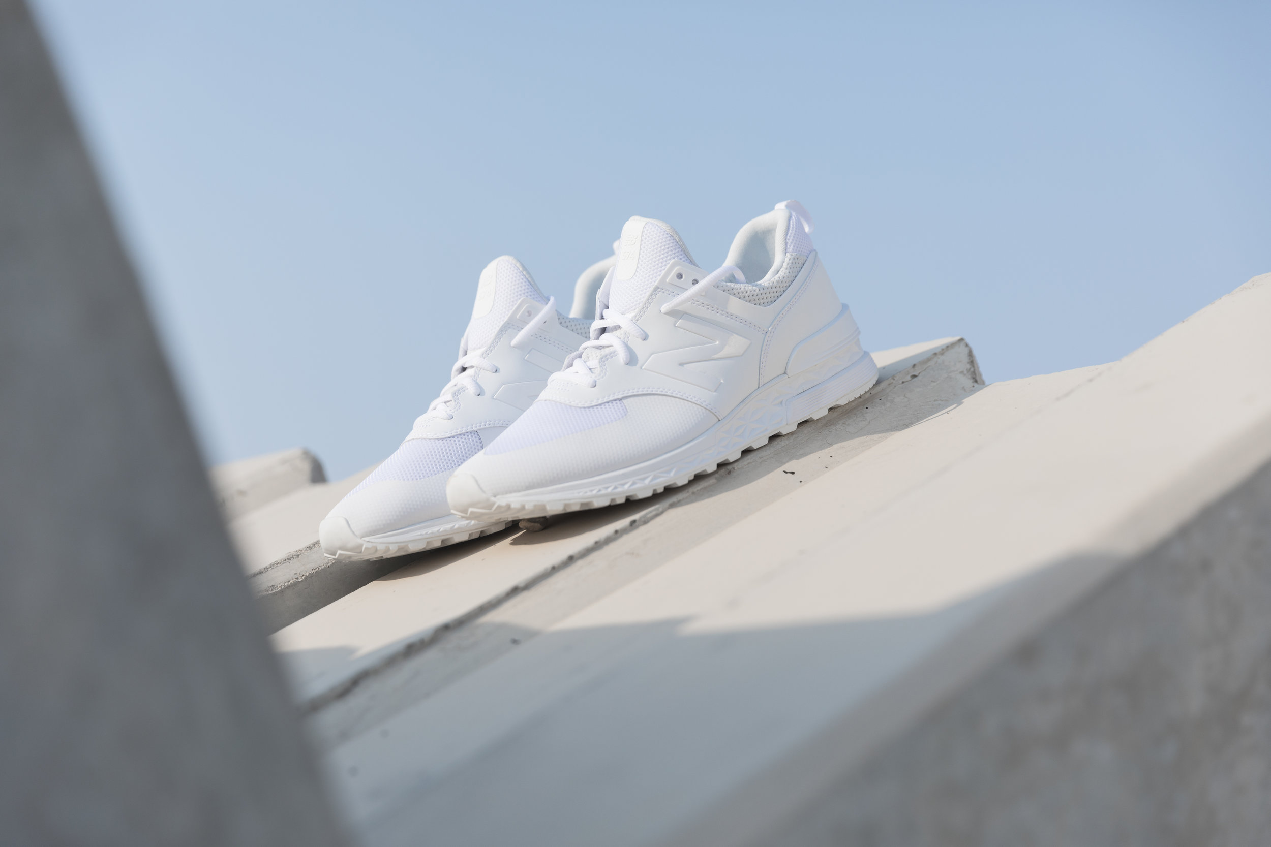 NEW BALANCE INTRODUCES THE 574 SPORT — SOLE DXB Dec 5 7th