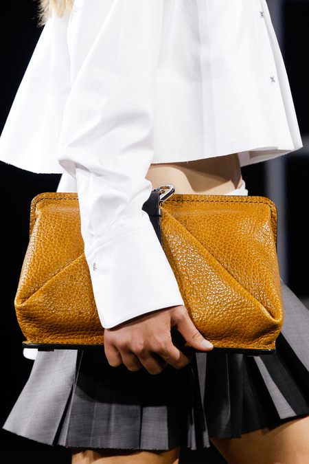 Spring 2014 Fashion   The top accessories from the runway