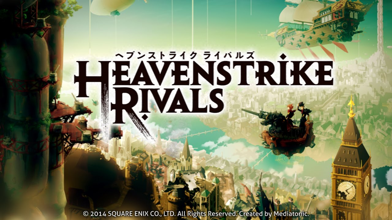 Heavenstrike Rivals  is a collectible card game for mobile in which two captains faced off in deeply tactical, turn-based PvP battle, developed by  Mediatonic  and published by  Square Enix .   Live Operations  and support for the game continue, with new content having been released each week since its launch in November 2014. I was intrinsically involved with the community during my time working on the game, hosting live streams where I would play against the players and talk about the thinking behind my unit designs.   Special dev-stream here:     https://www.youtube.com/watch?v=m3dE2tQKK1Y