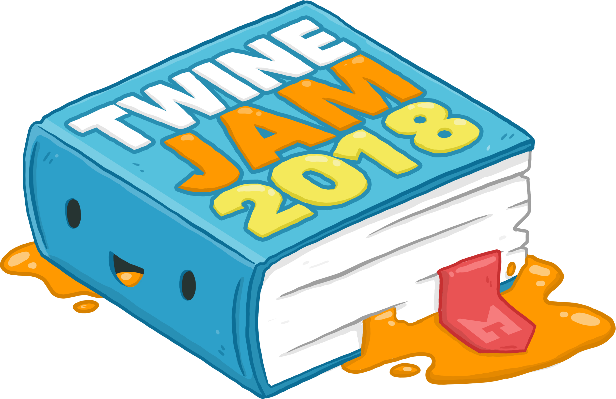 Following the success of 2017's  Mediatonic Twine Jam , I ran and co-hosted another edition for 2018! This year focused on a more writerly CYOA pursuit, which we are still in the process of converting to an analogue book. More on that to follow.