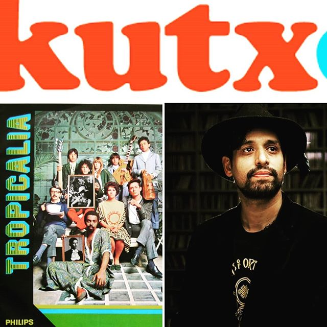 Tune in this Saturday at 6pm at @kutx 98.9fm as I am this week's #guest #DJ ! This very Saturday eve at 10pm we are playing a show with selected tracks from #tropicalia ; a #psychedelic musical #movement out of #Brazil thats is turrning 50 years old. So I made a playlist that tells a story about not only tropicalia artists like #osmutantes #novosbaianos #galcosta #caetanoveloso etc... but how it influenced othe folks like #beck #stereolab #thieverycorporation and more. Tune in at 6pm and come out to the @saharaloungeatx at 10pm this Saturday. Also streaming online at #mykutx . Thanks Art Levy forr being such gracious host. #blackfret #aclfestival #acllive #sxsw