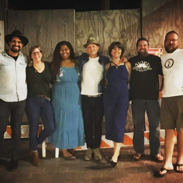 Had a lovely time at the @thetownsendaustin playing an improvisational set with my brother @brunovinezof supporting Brave Julius. So much fun connecting with several of  the 1303 Maple Rollers gang... Amazing listening room; terrific job by my friend Carles Zanetti. Bravo!