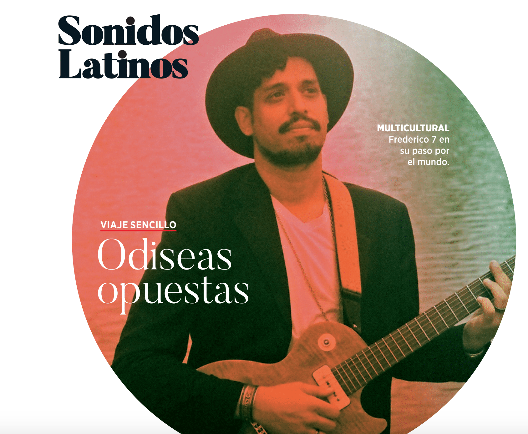"""ROLLING STONE MAGAZINE (español) - """"A delicious cocktail of bossa, soul, funk & dub with a dash of psychedelia"""""""