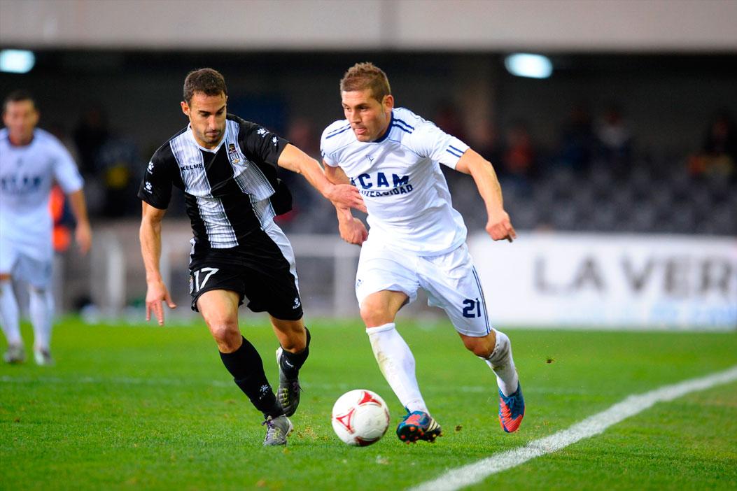 Cartagena FC Vs UCAM CF