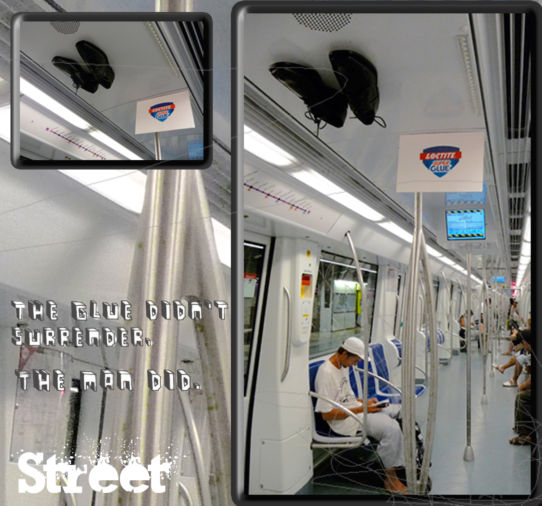 DIY: Street marketing campaign