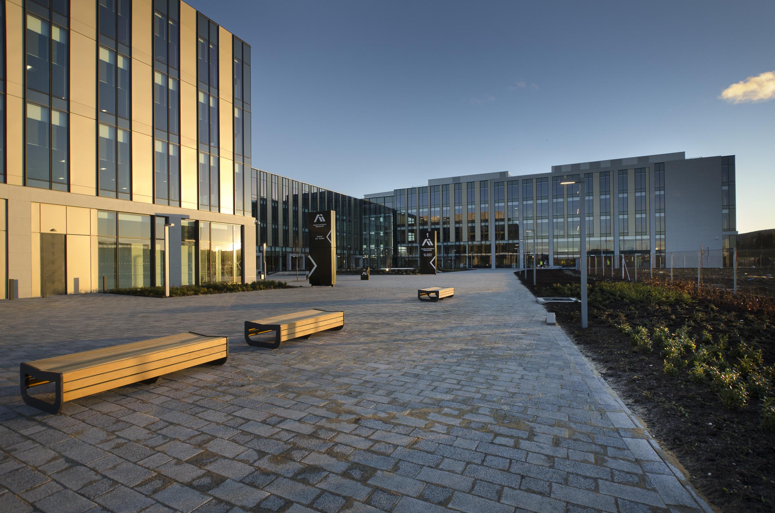 Aberdeen International Business Park