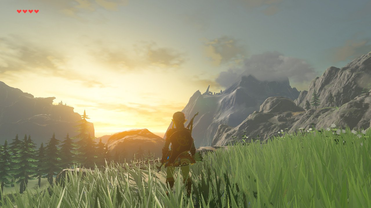 Hyrulian Sunrise GrahamOfLegend