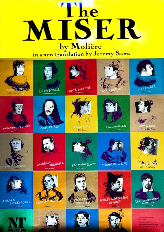 The Miser, National Theatre 1991