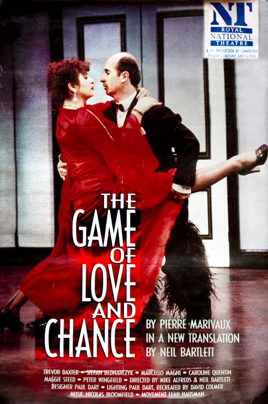 The Game of Love and Chance, National Theatre 1993