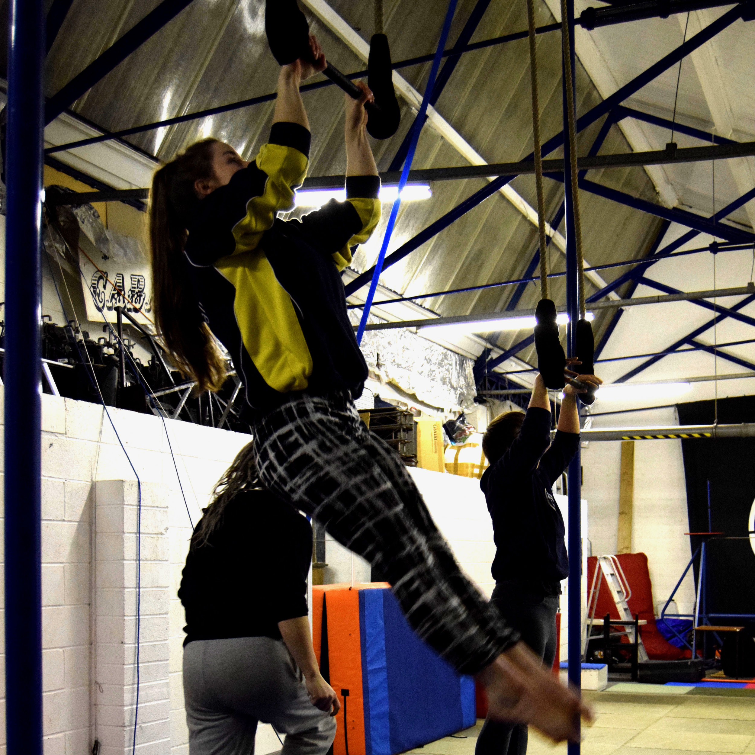 Copy of Copy of Aerial Trapeze Conditioning