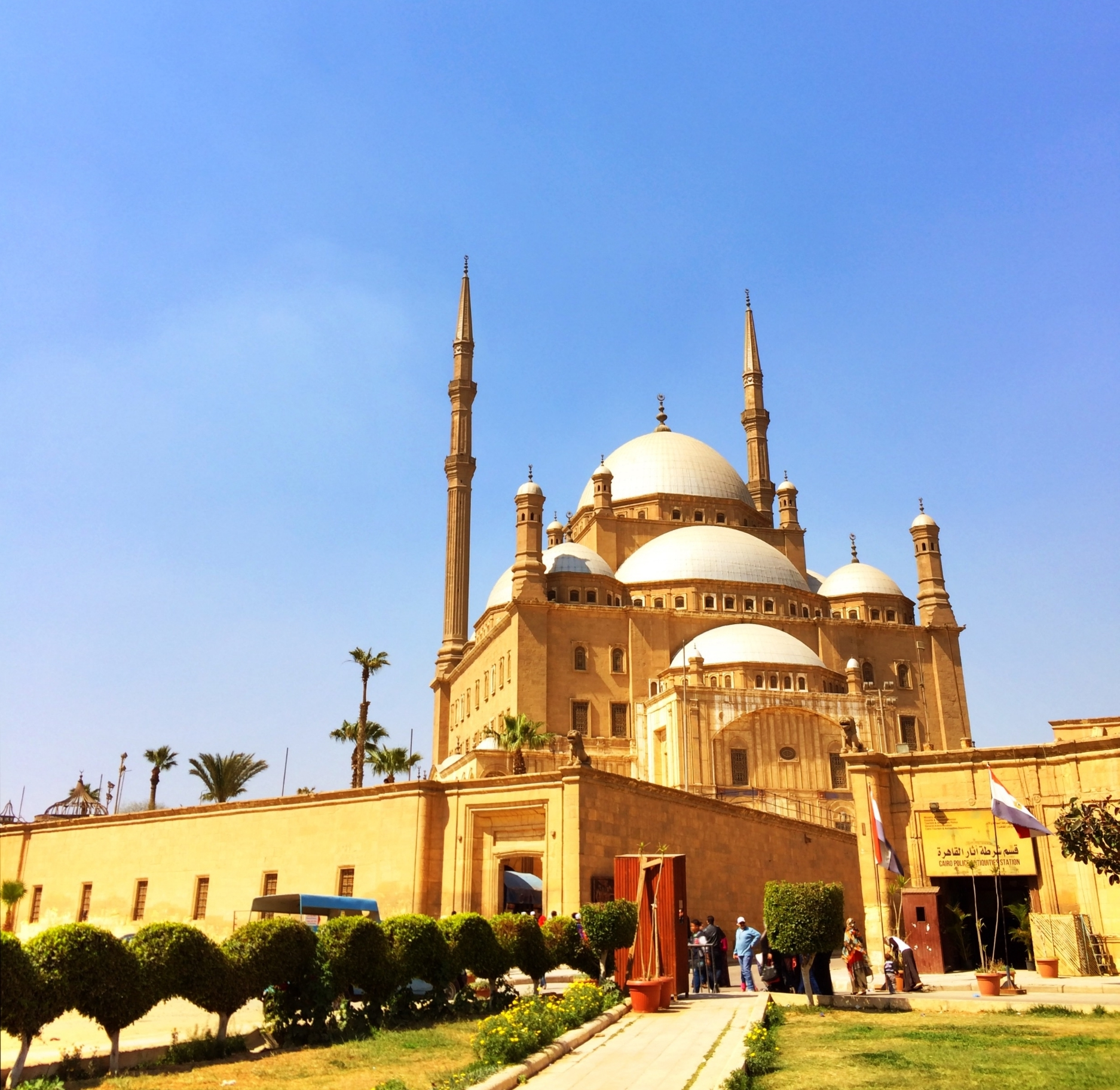 Al Khalifa Mosque in Cairo