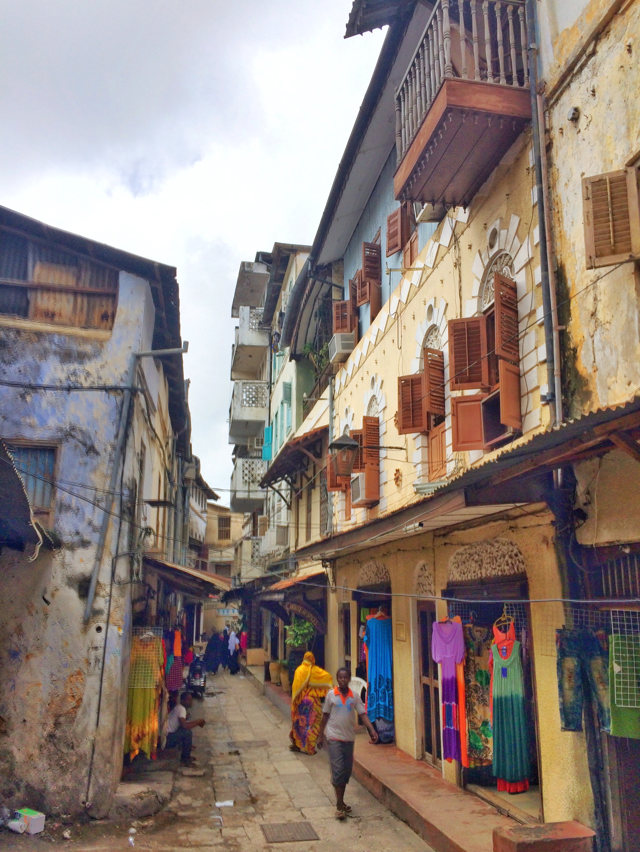 More streets of Stone Town