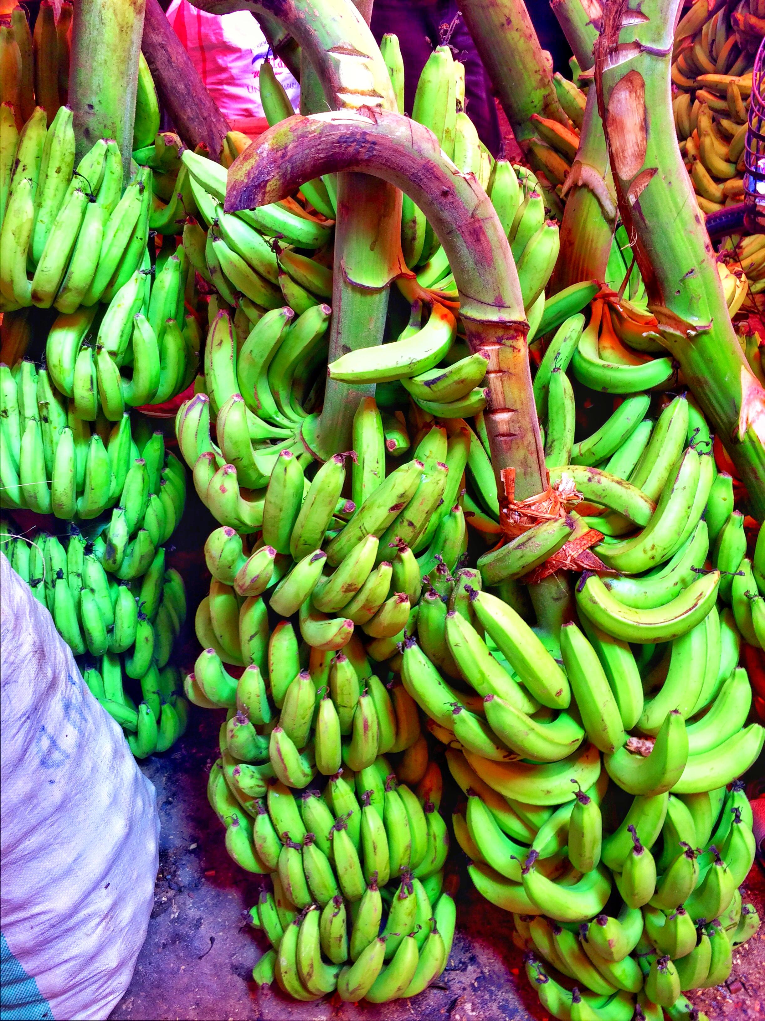 Bananas, anyone?