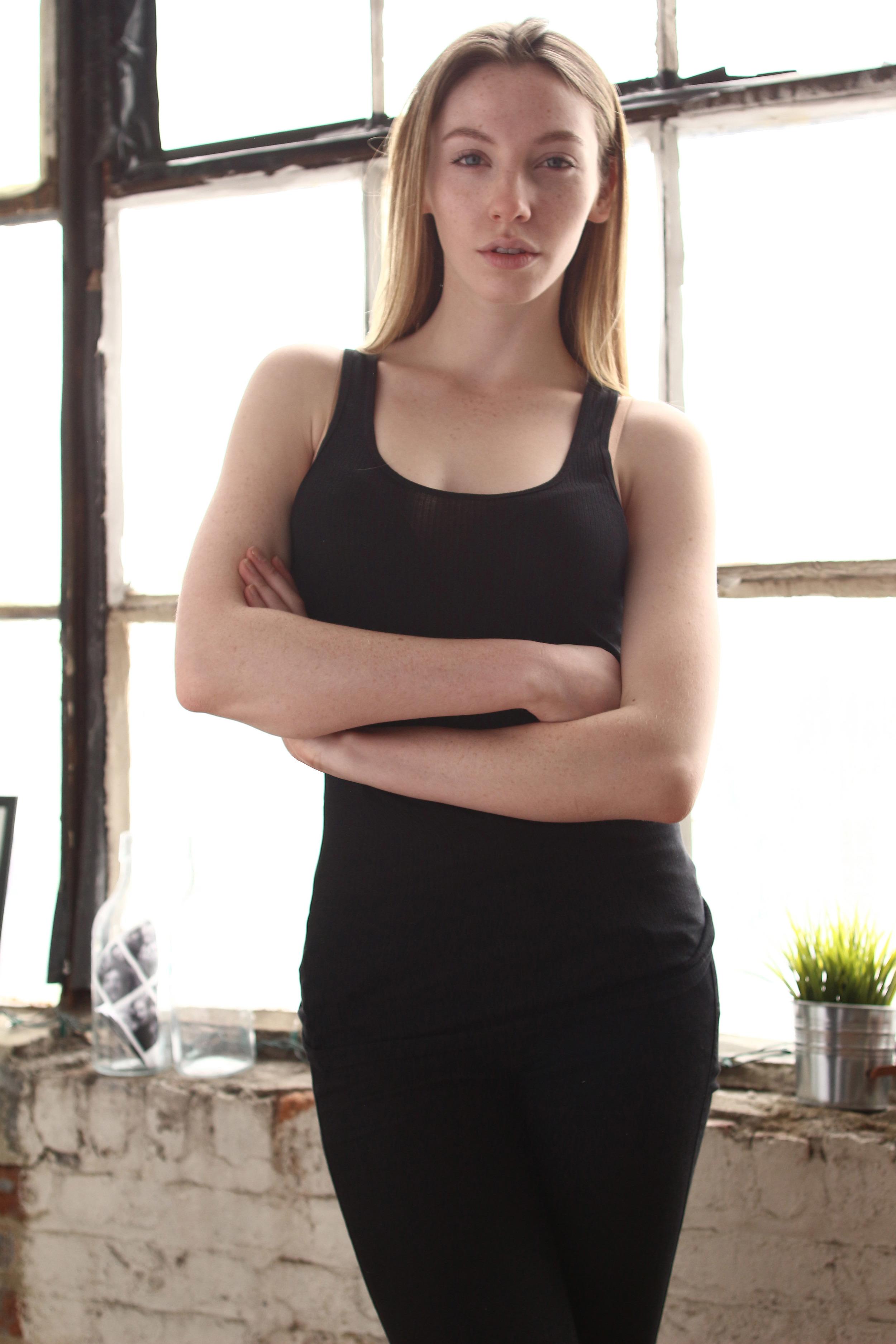 Model: Maeve Stier   Girl x Garment