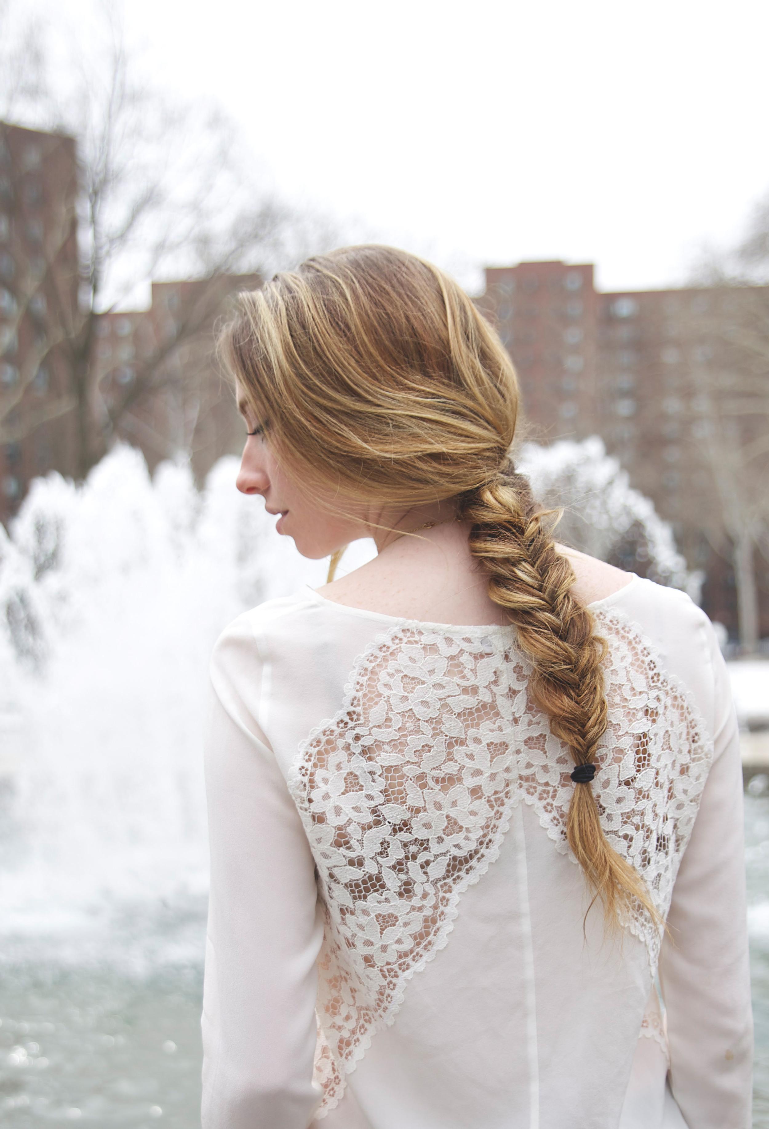Fishtail Braid | Girl x Garment