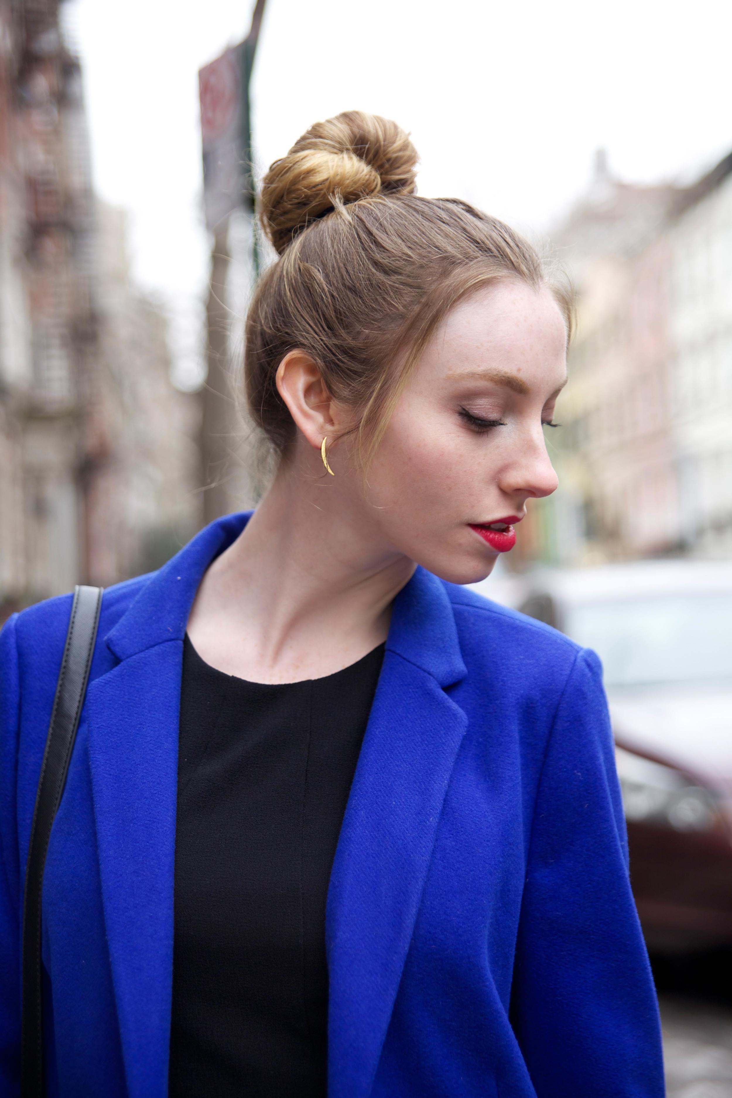 Earrings via Rocksbox | Girl x Garment