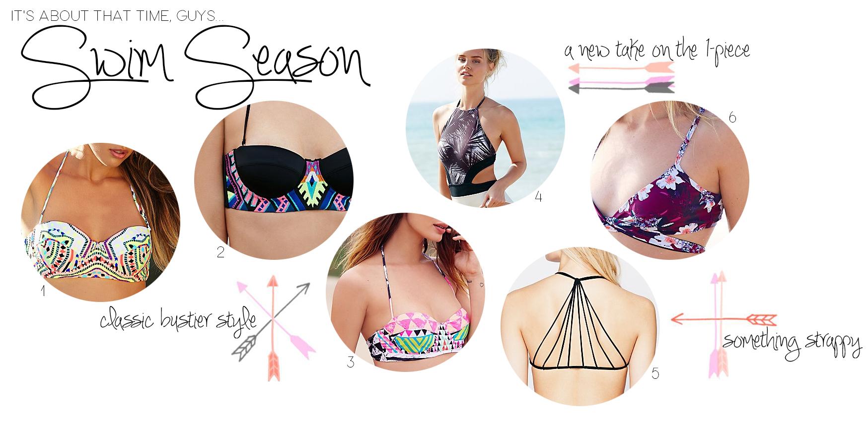 Swim Season feat. Free People   Girl x Garment