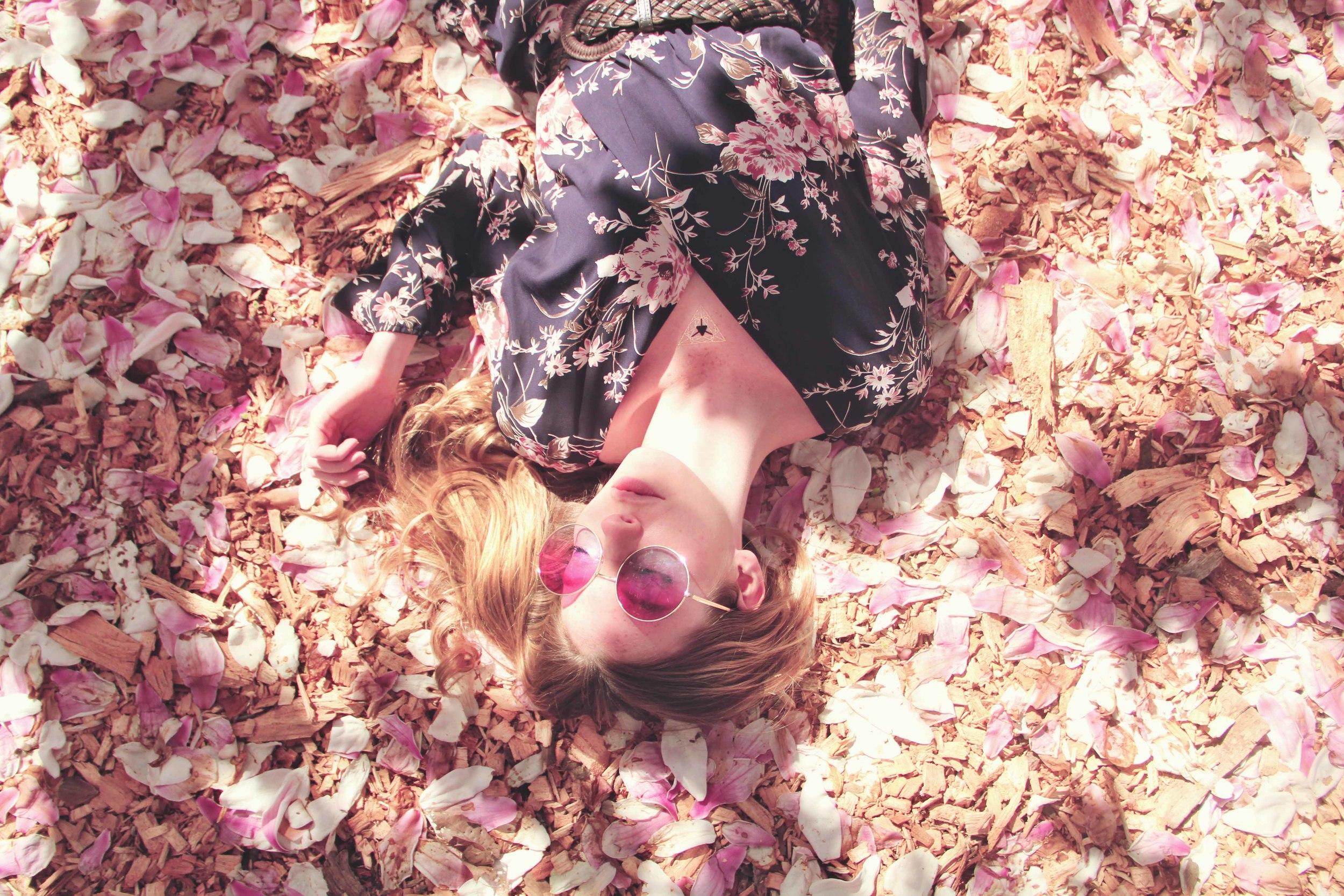 Girl x Garment | Floral Romper