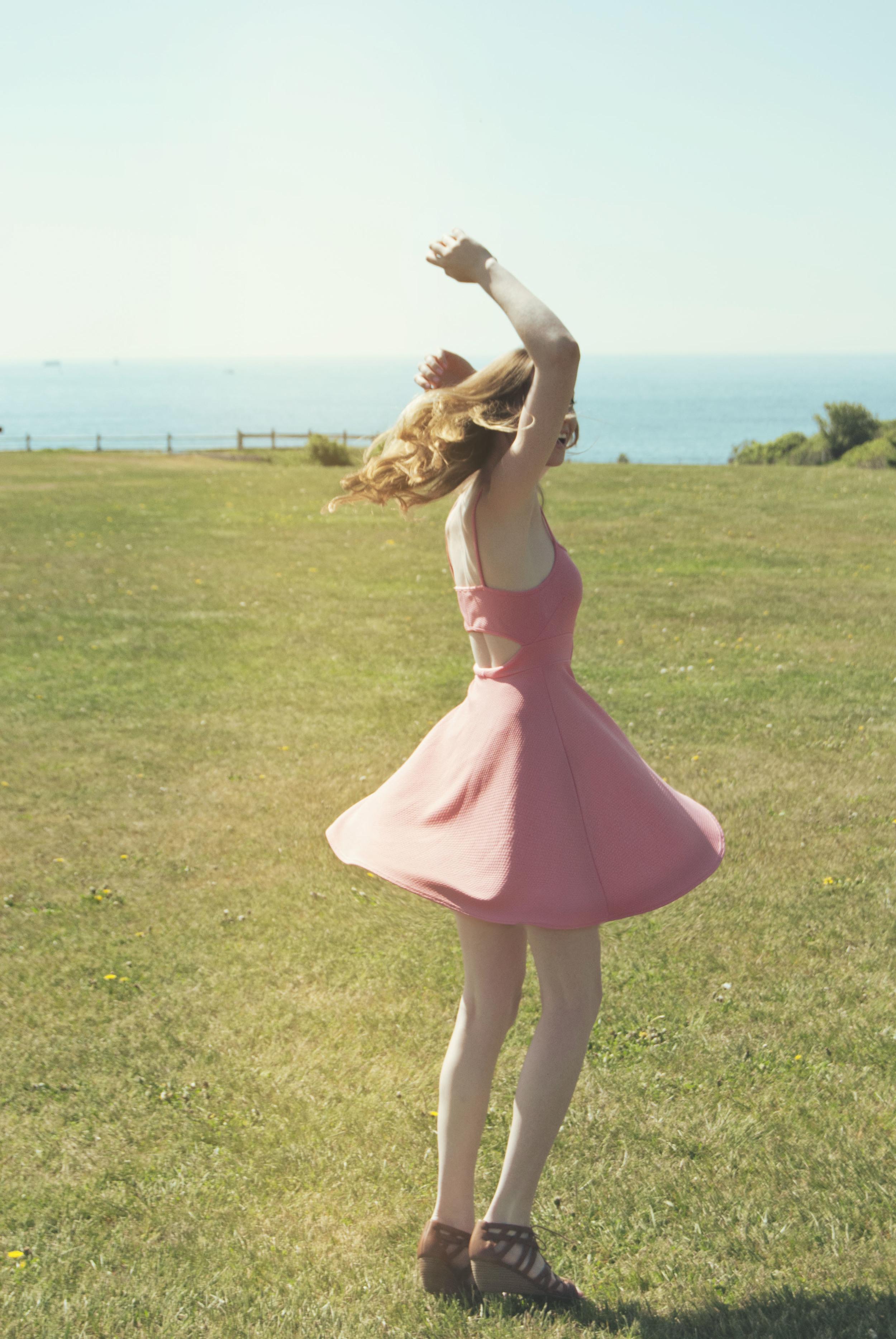 Spinning | Girl x Garment