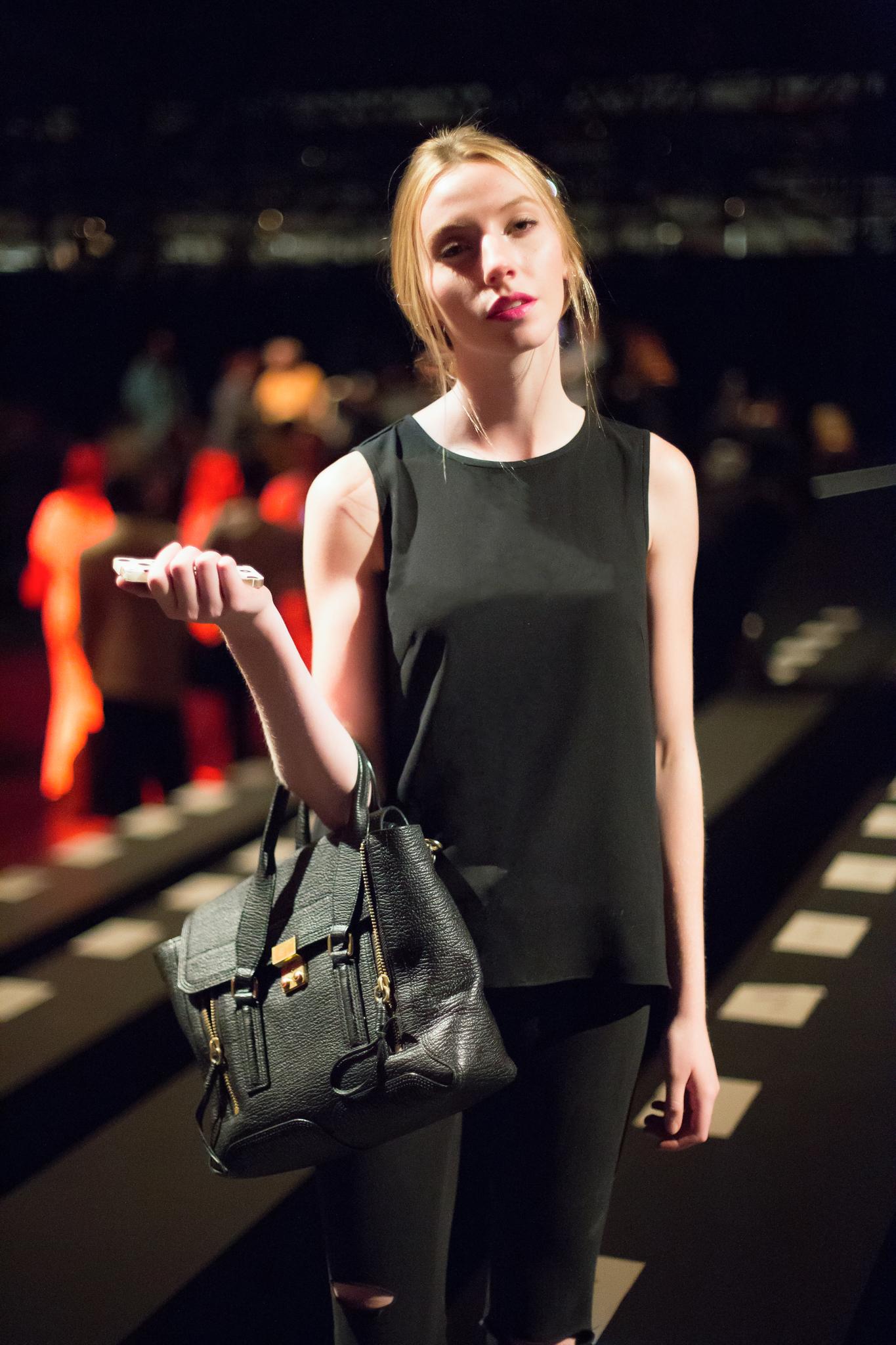NYFW Street Style (via Girl x Garment)
