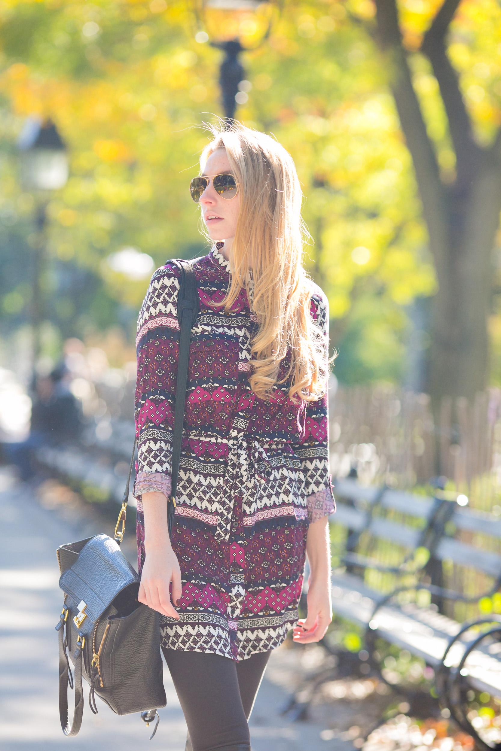 Fall Street Style (via model & blogger, Girl x Garment)