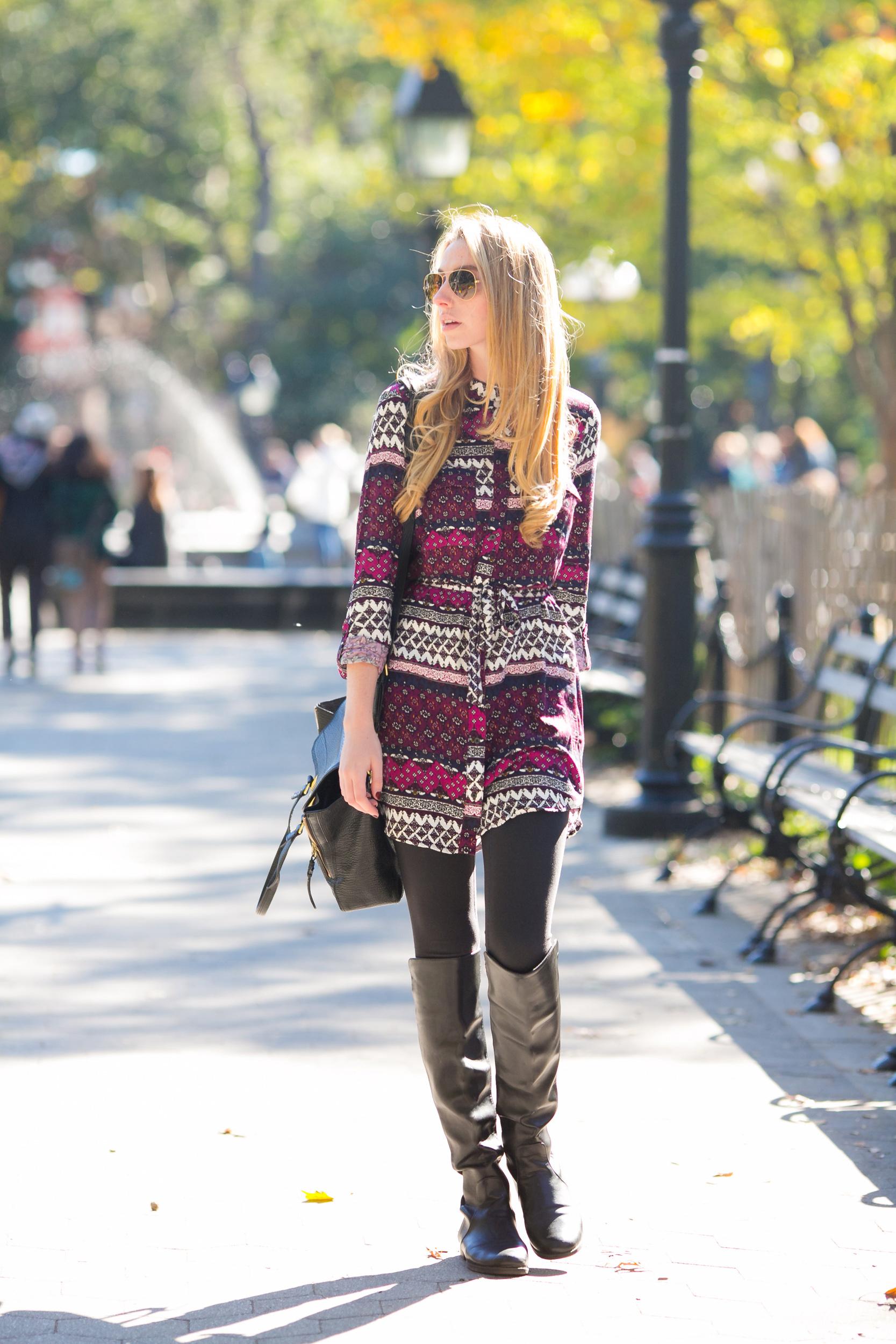 Fall Street Style (via model/blogger, Girl x Garment)