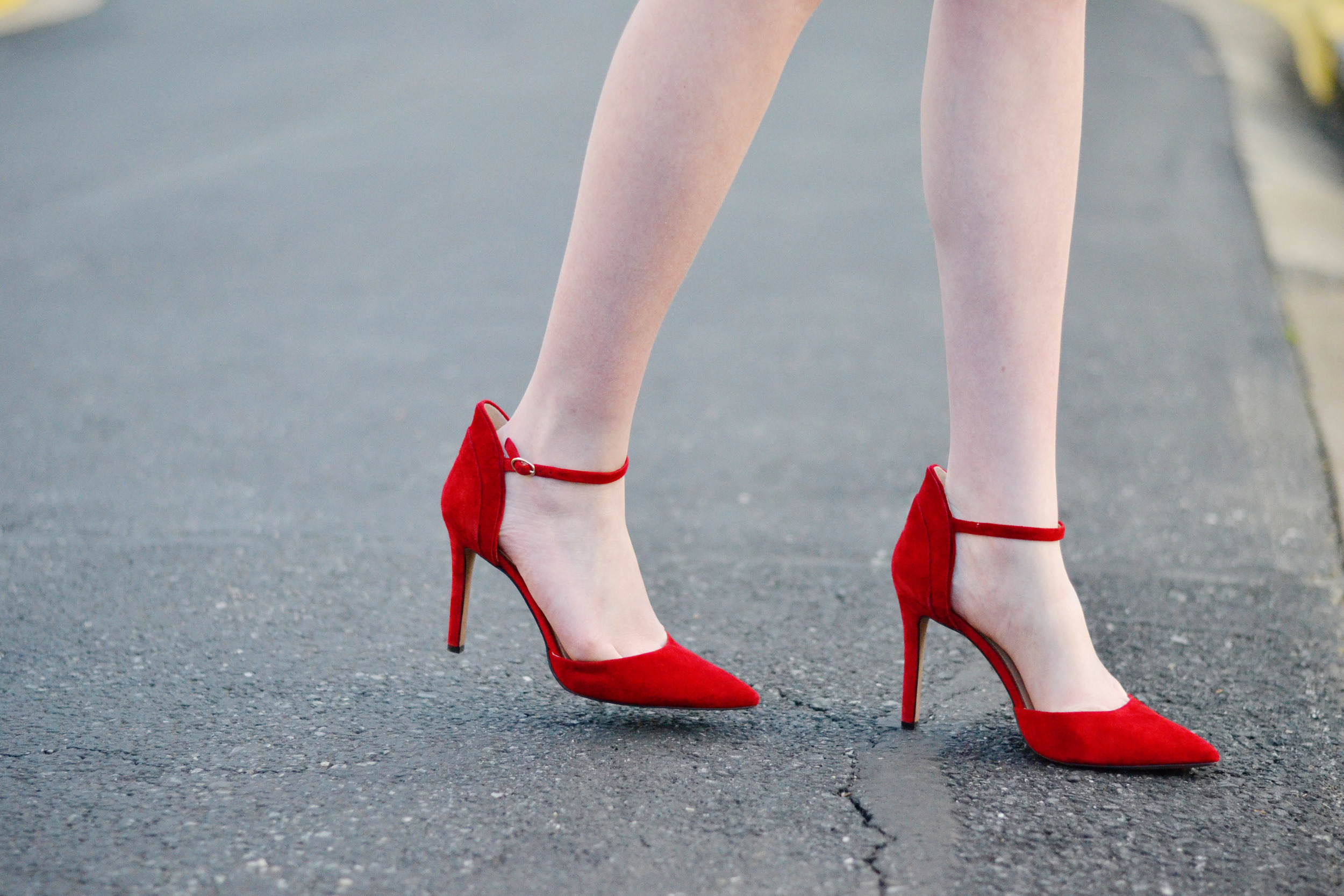 Red Heels (via Chic Now)