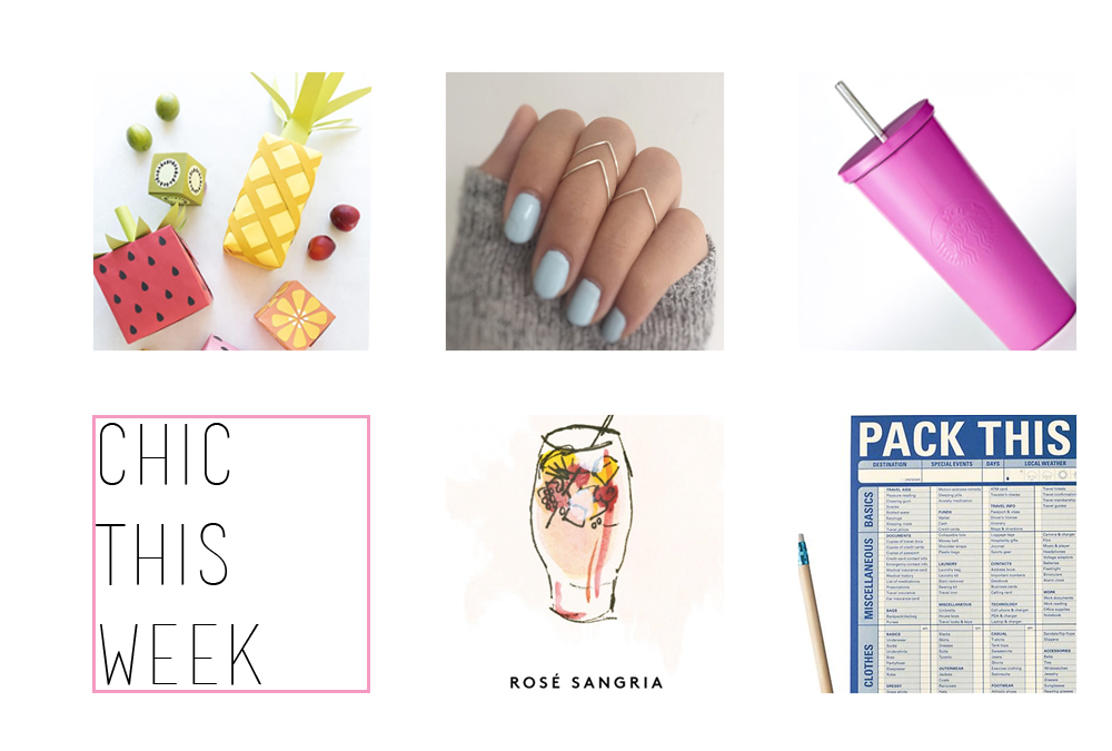 Chic This Week 004 (via Chic Now)