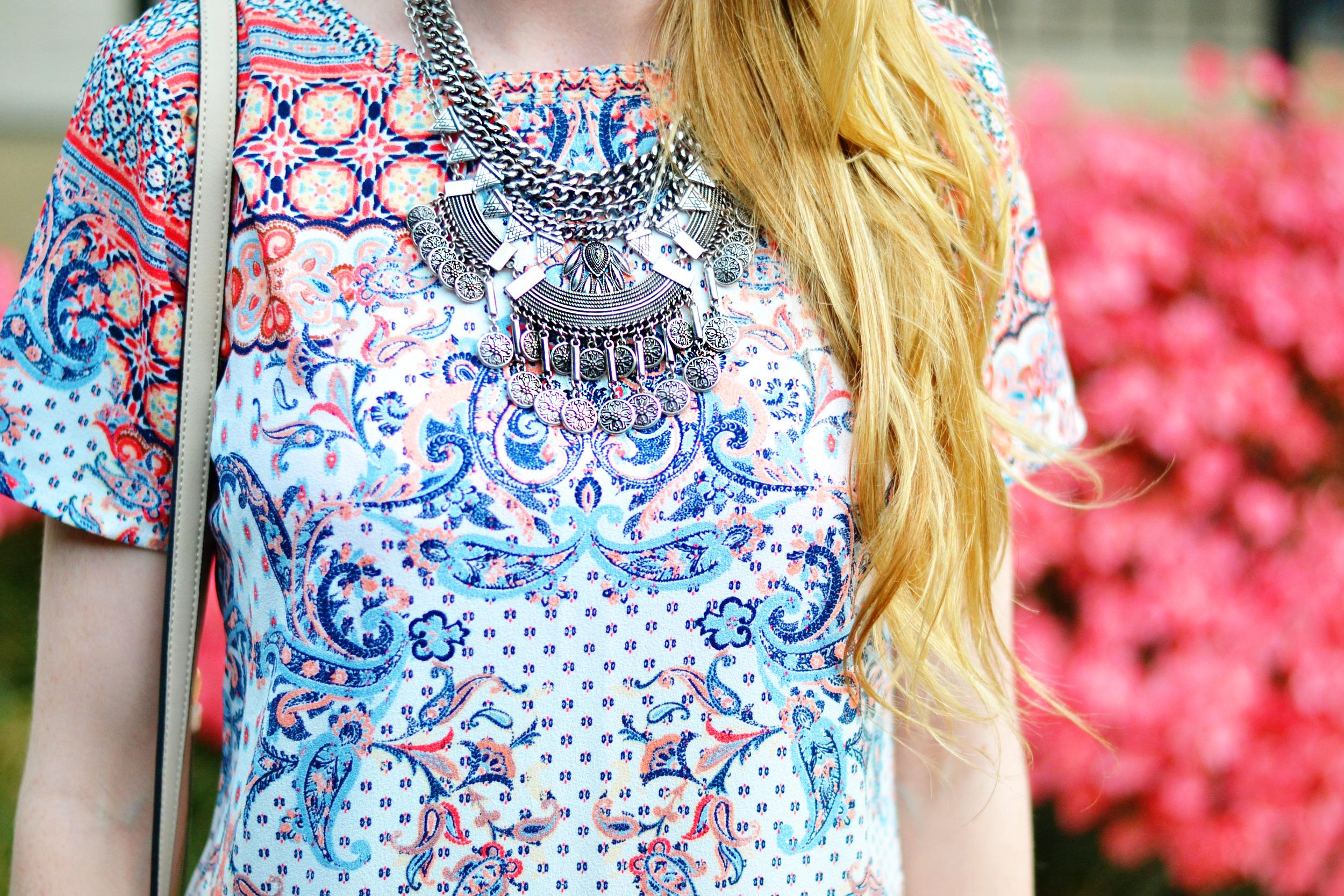 Layered Bib Necklace (via Chic Now)