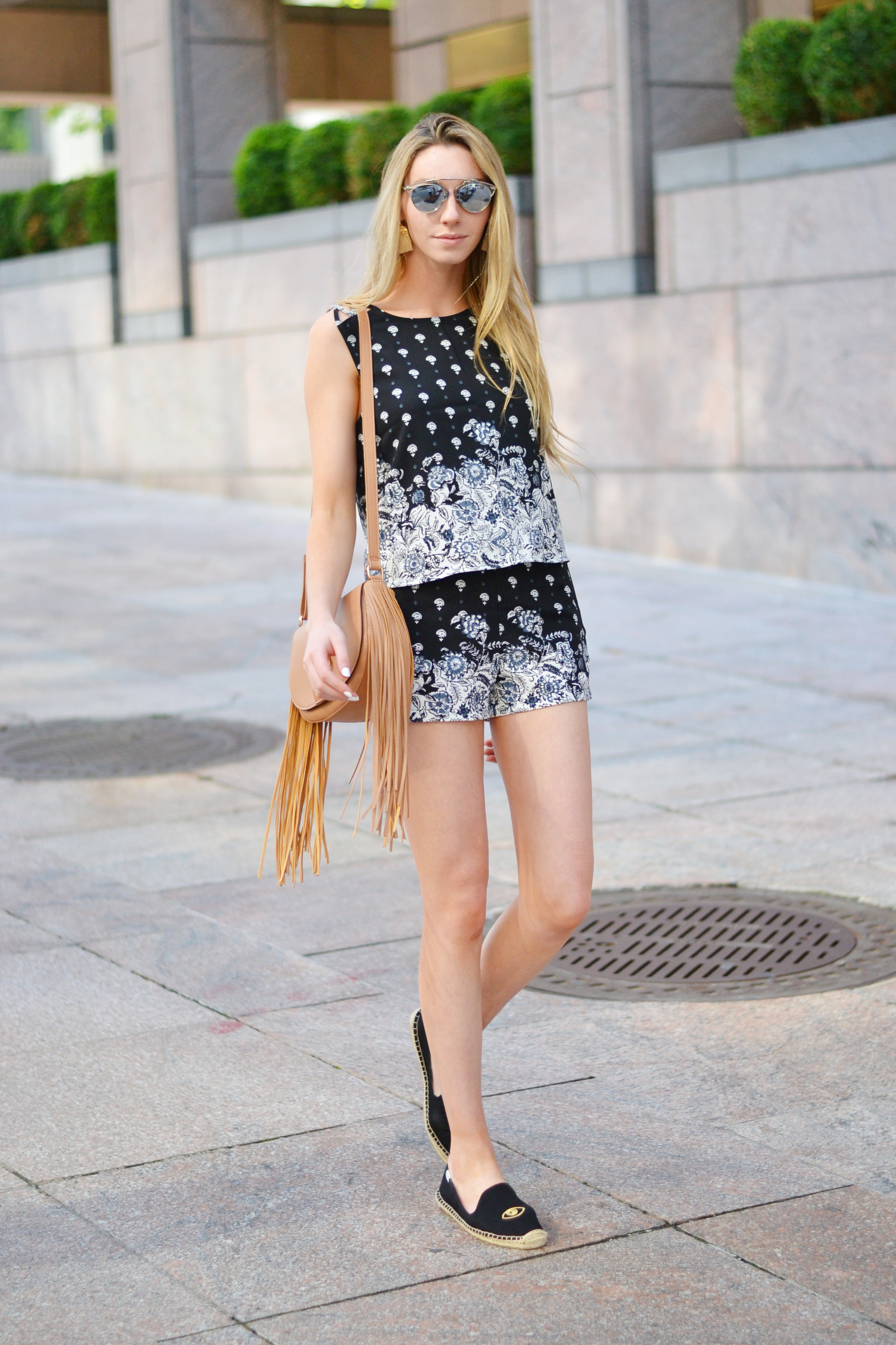 Blogger Summer Co-Ords (via Chic Now)