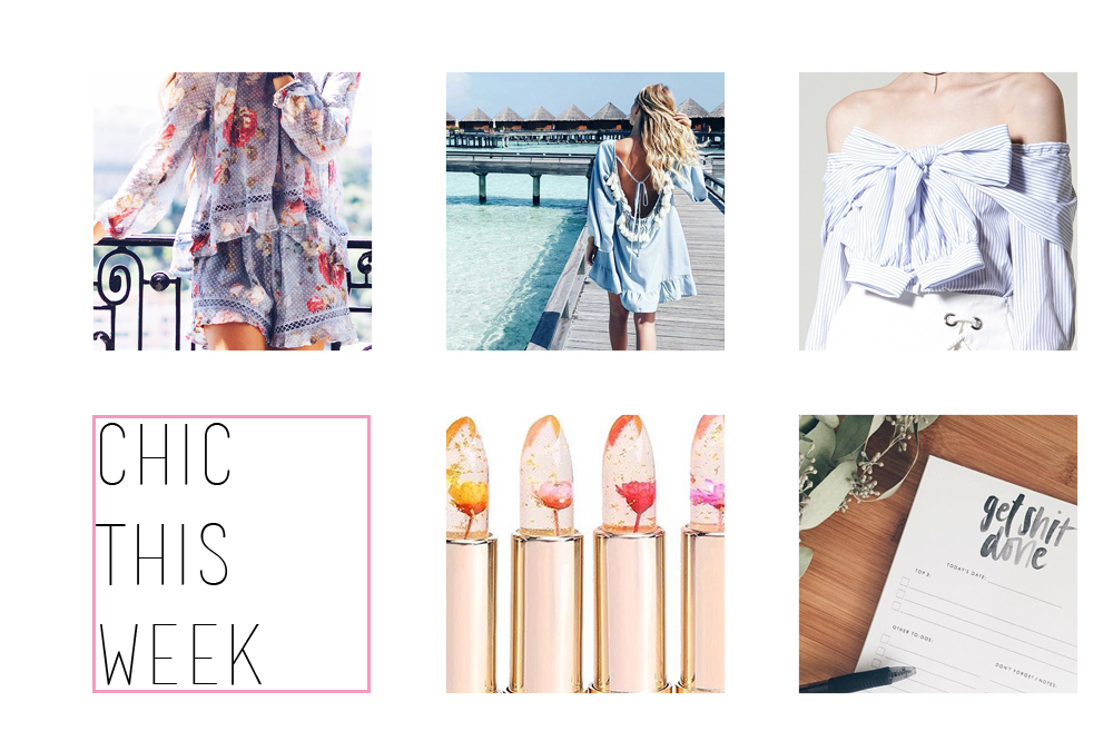 Chic This Week 011 (via Chic Now)