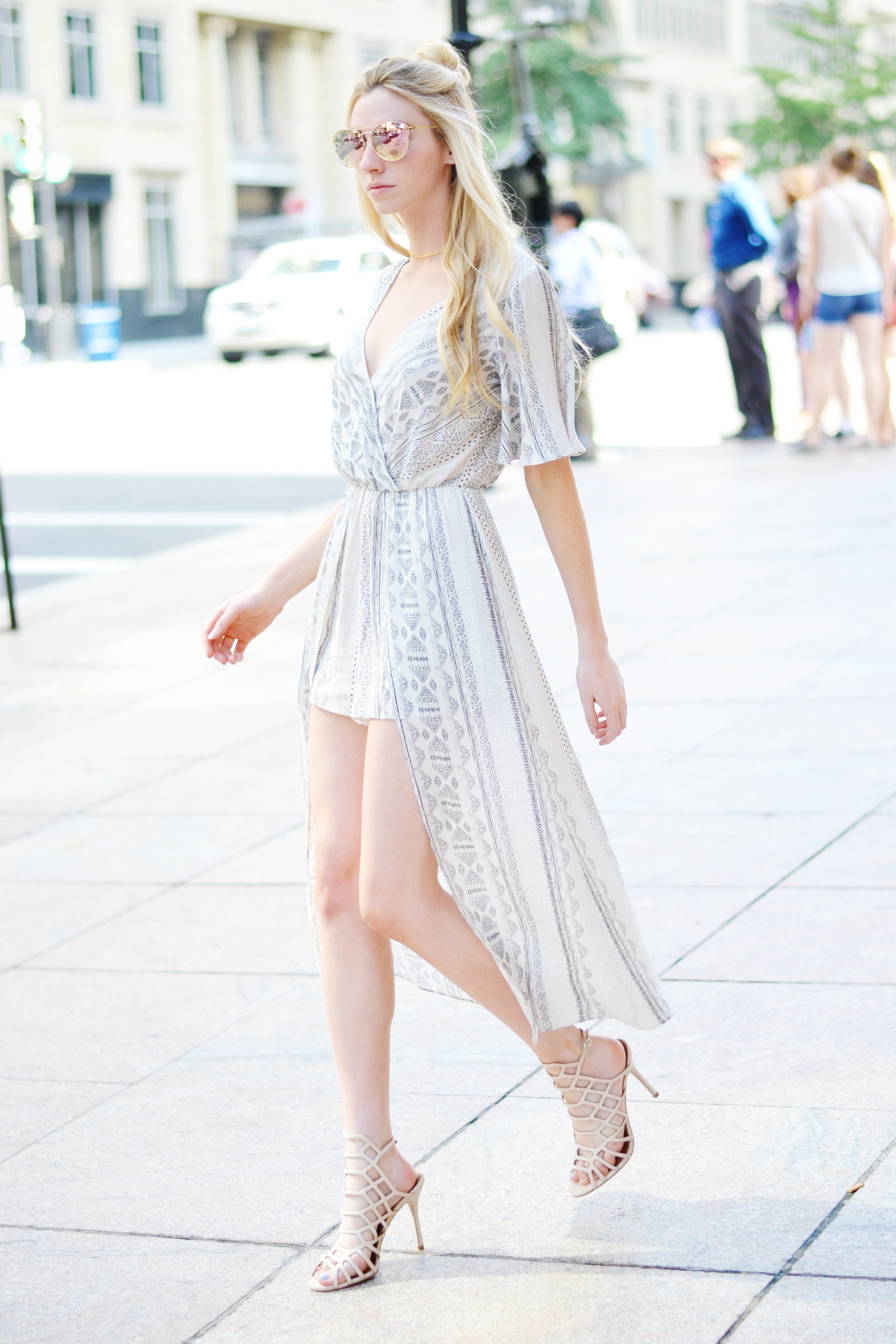 Blogger Summer Style (via Chic Now)
