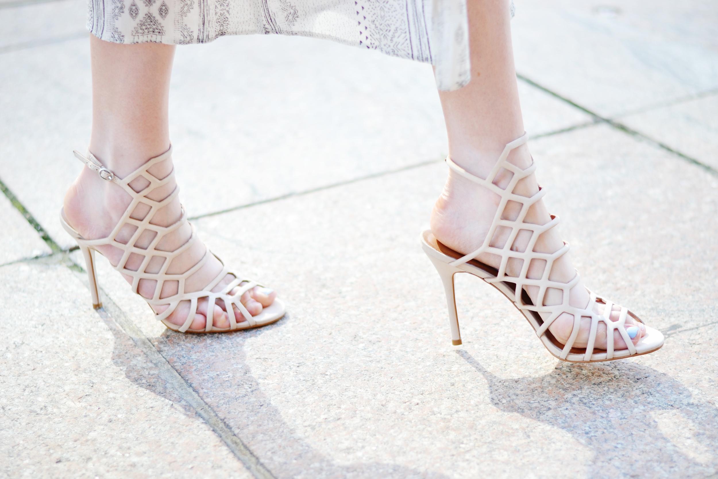 Steve Madden SLITHUR Heels (via Chic Now)