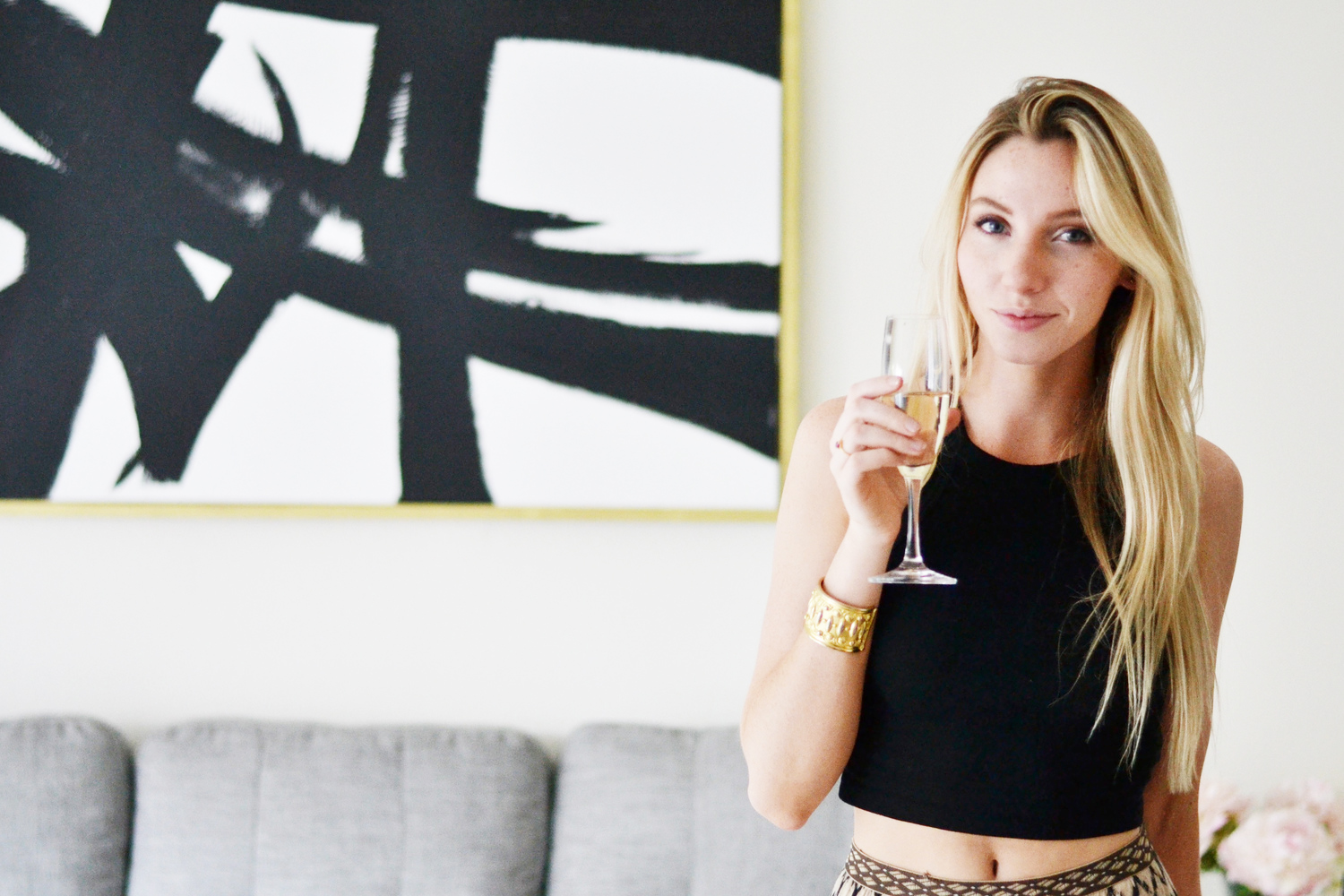 Date Night Routine // Get Ready With Me (via Chic Now)